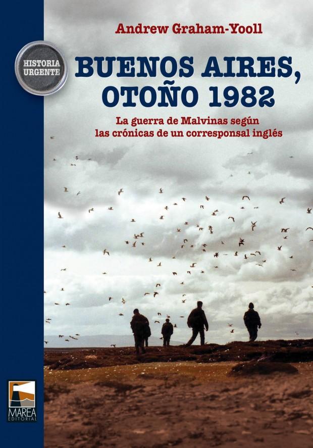 Portada Buenos Aires, otoño 1982