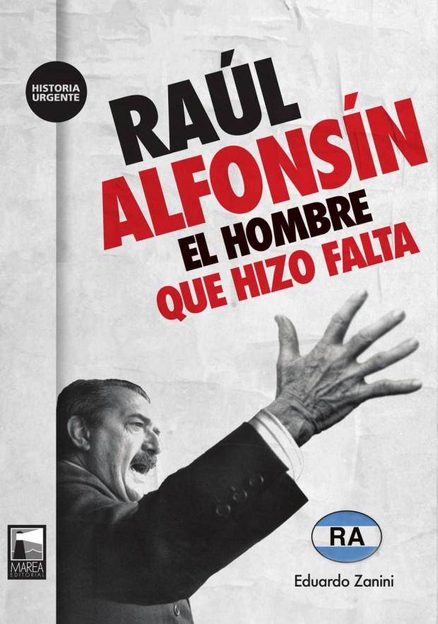 Portada Raúl Alfonsín