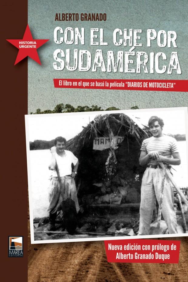 Portada Con el Che por Sudamérica