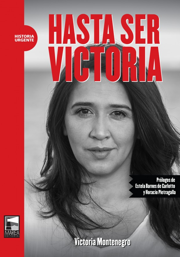 Portada Hasta ser Victoria