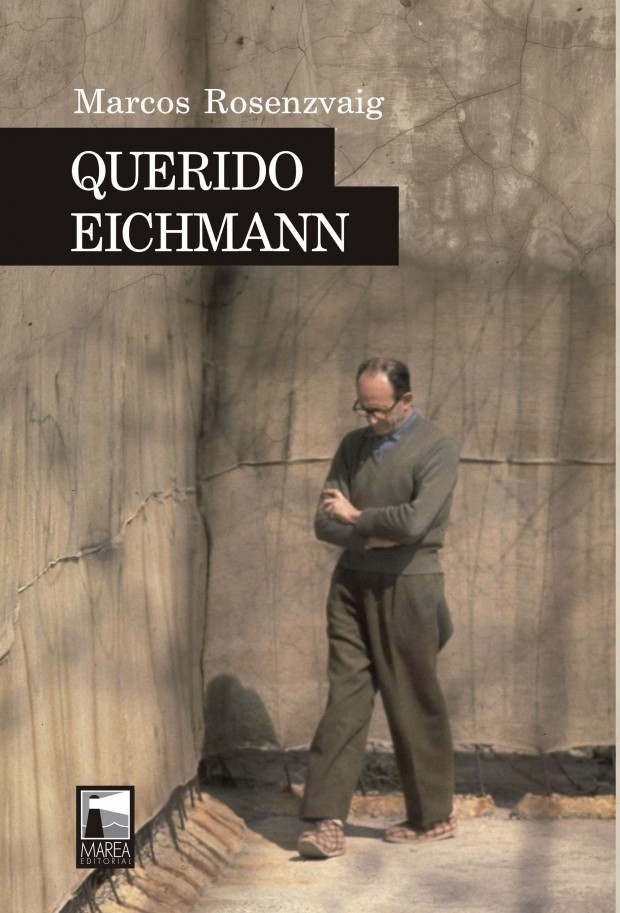 Portada Querido Eichmann