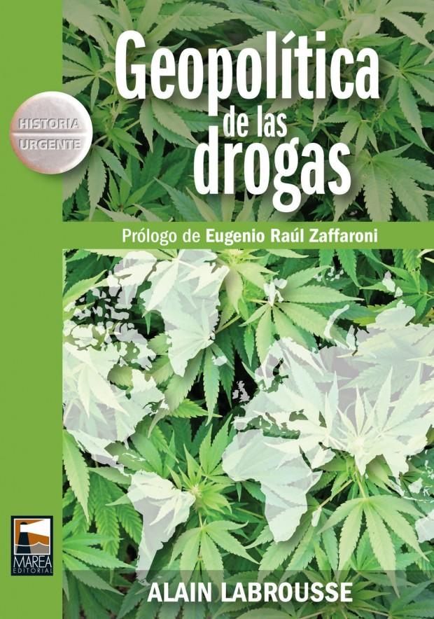 Portada Geopolítica de las drogas