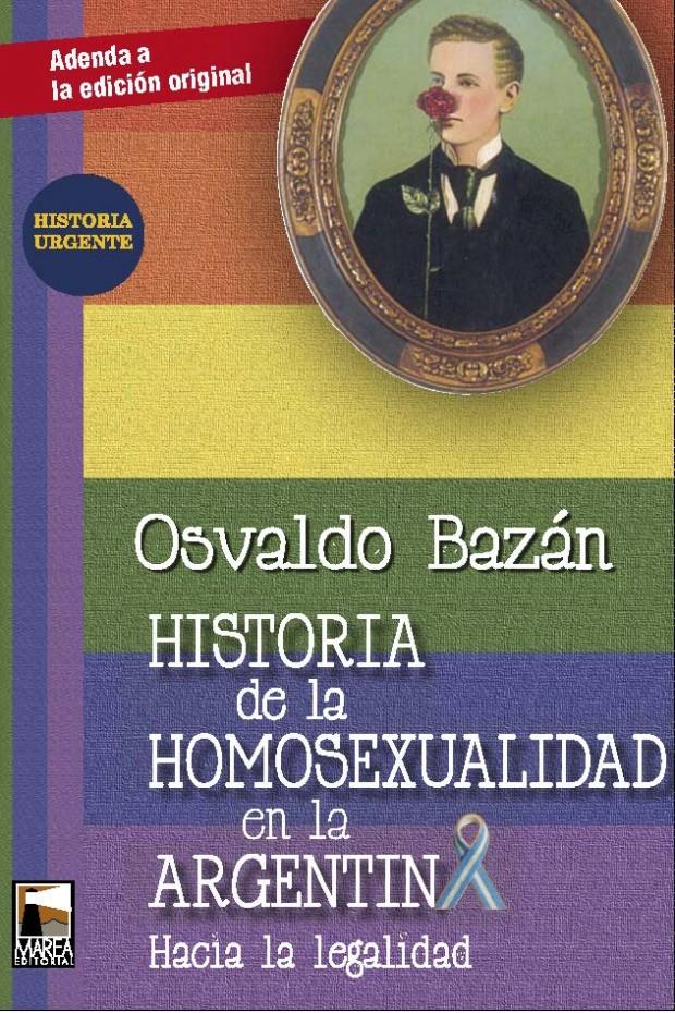 Portada Adenda a Historia de la homosexualidad en la Argentina
