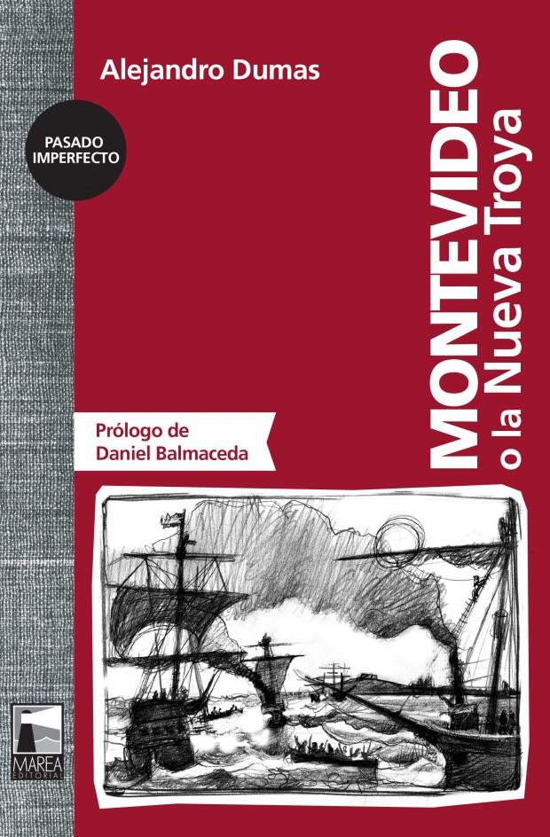 Portada Montevideo o la Nueva Troya