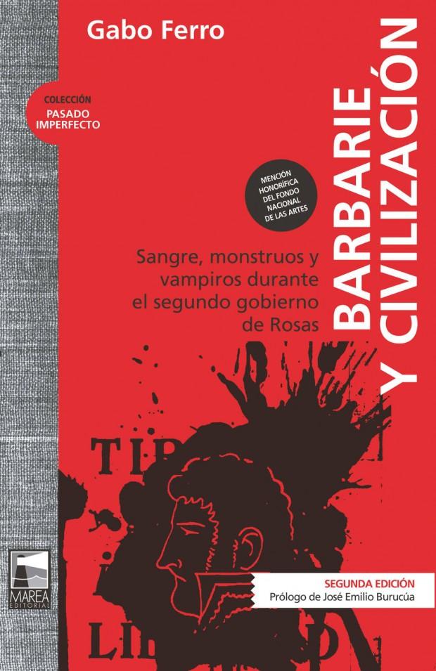 Portada Barbarie y Civilización