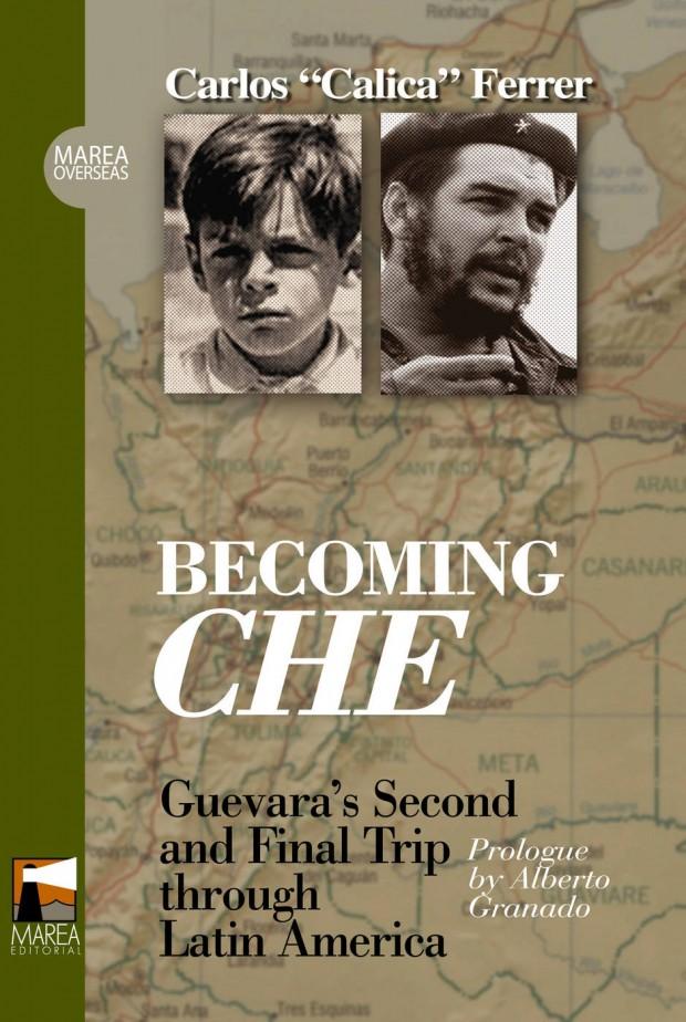 Portada Becoming Che