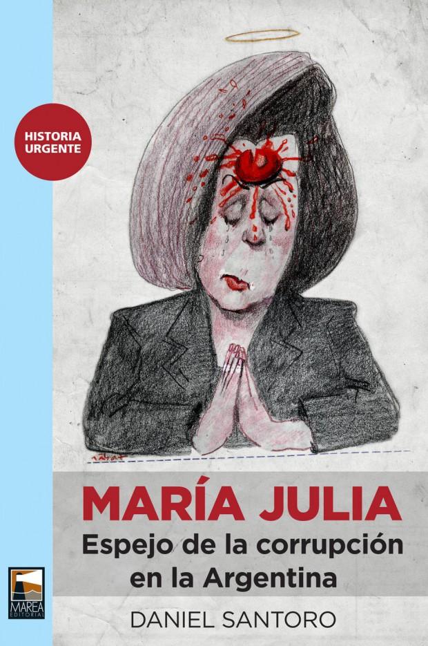 Portada María julia