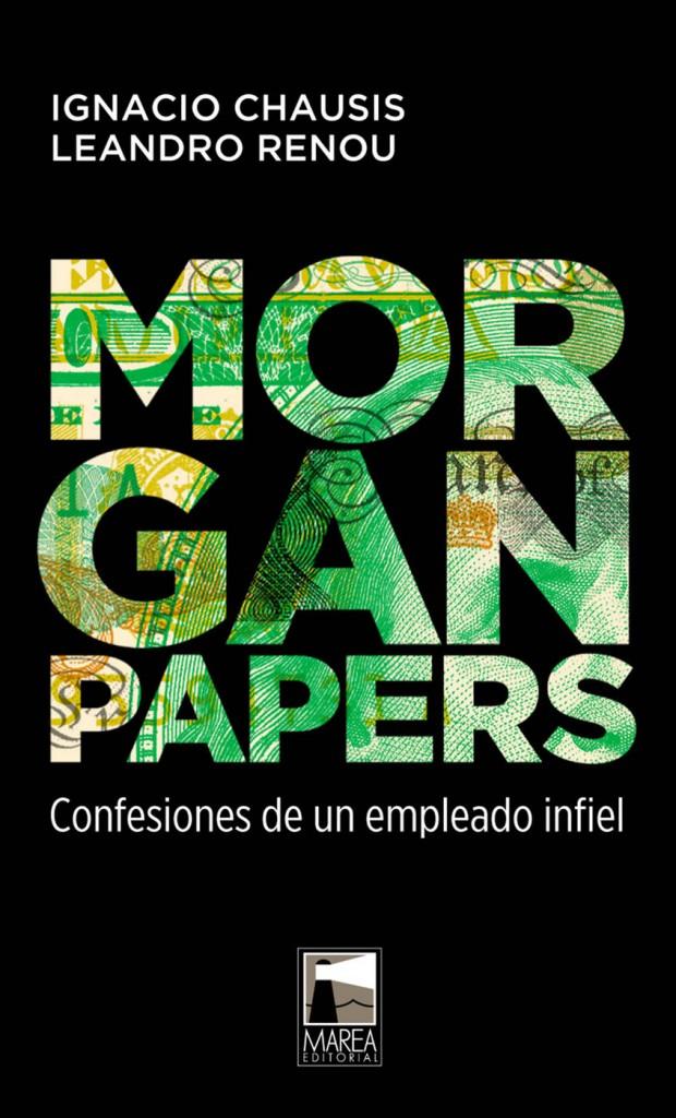 Portada Morgan papers
